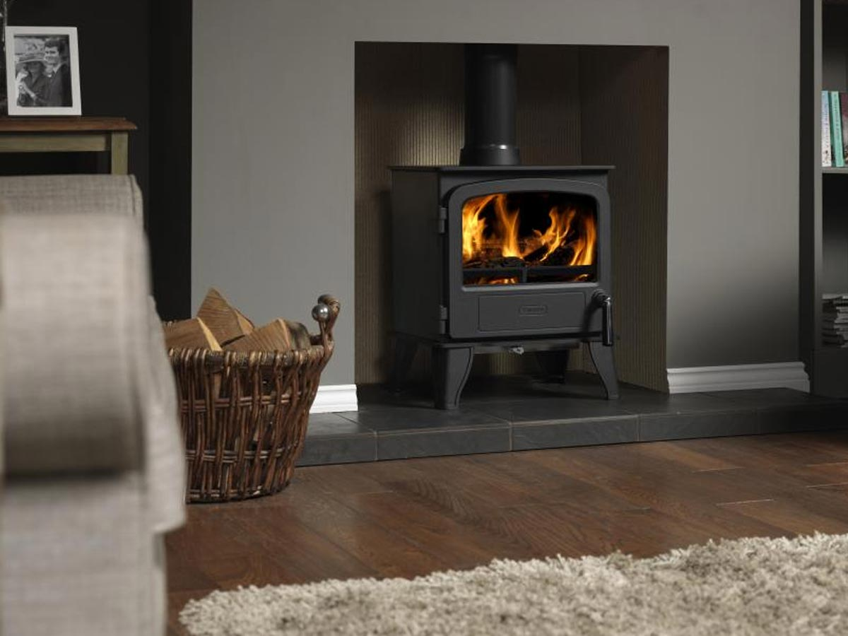Bellingham 5SE MultiFuel Stove Wood burning stove installation and chimney sweep copy 2