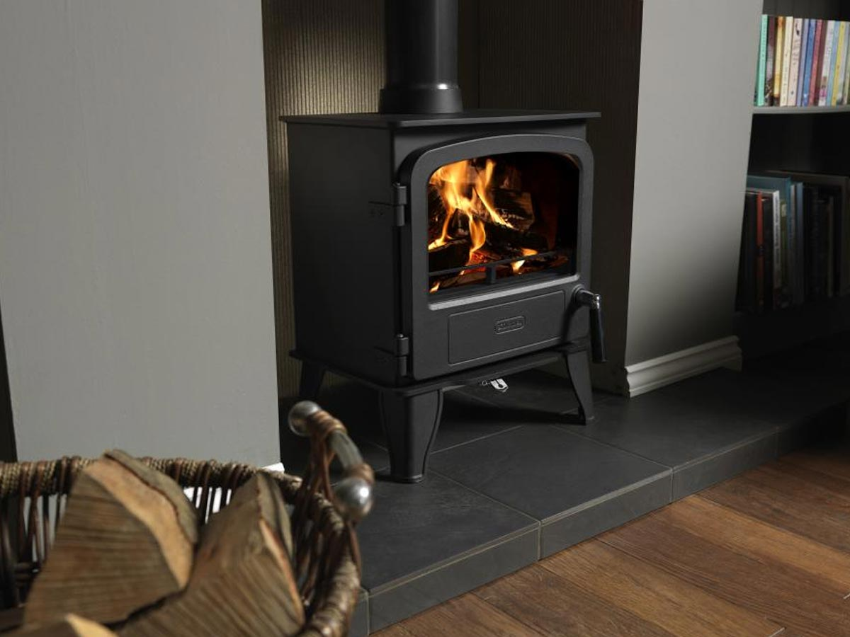 Bellingham 5SE MultiFuel Stove Wood burning stove installation and chimney sweep copy 3