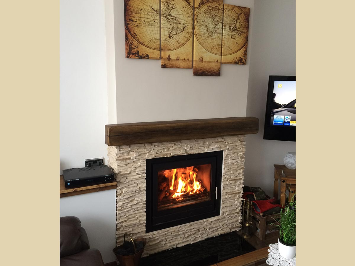 Fireline FPi8 Wood burning stove installation and chimney sweep MK SOLUTIONS copy