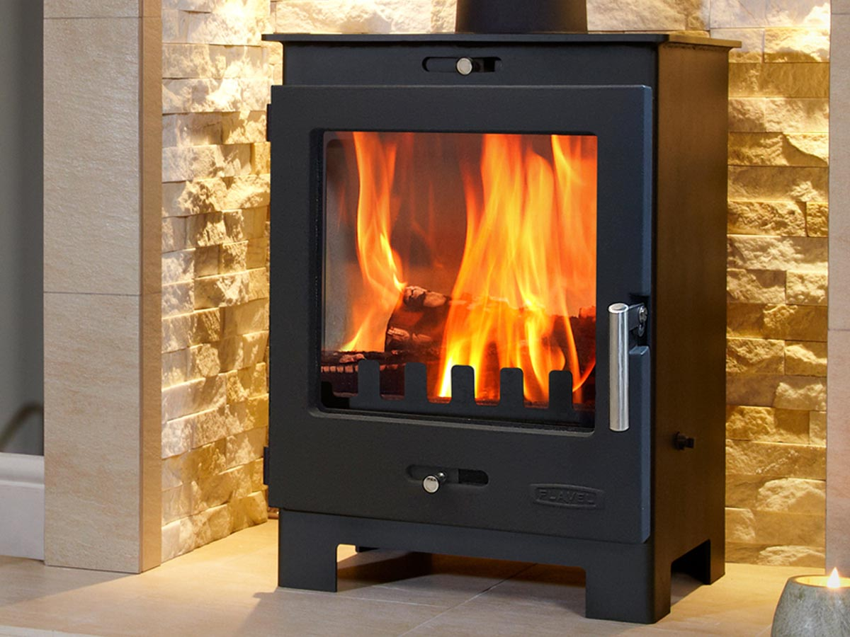 Flavel Arundel Multifuel Stove Wood burning stove installation and chimney sweep copy