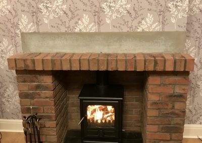 Wood burning stove installation and chimney sweep MK SOLUTIONS
