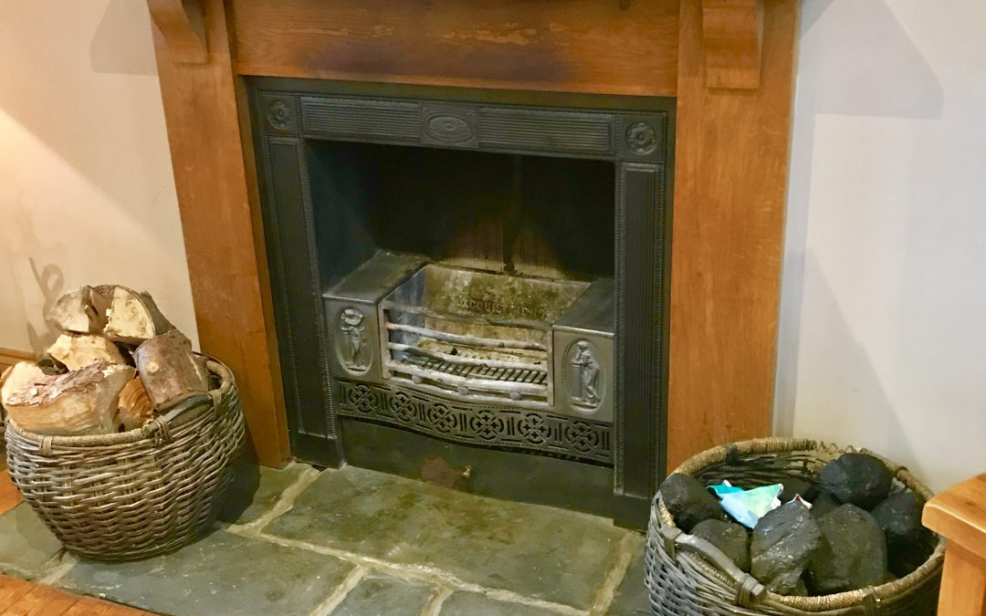Smoke Control Area – Is it possible to use a fireplace in such a zone?