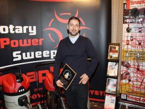 4. Snaplok Power Sweep, Rotary Power Sweeping. , mkfireplace.co.uk