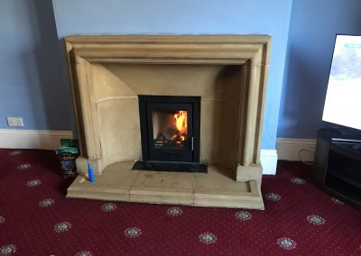 Fireline FPi5 Multifuel Cassette Stove, fireplace-installation.co.uk, MK Solutions