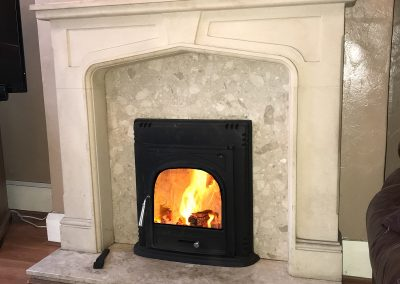 Inset stowe 5kw, fireplace-installation.co.uk, MK Solutions