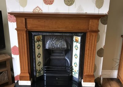 Fireplace and woodOpen fire, old cotage, Sutton Colfield, fireplace-installation.co.uk burning stove installation and maintenance, chimney sweep 09, fireplace-installation.co.uk, MK Solutions