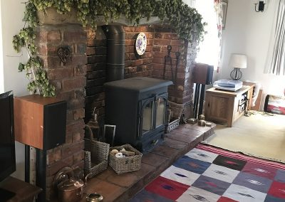Fireplace and wood burning stove installation and maintenance, chimney sweep, fireplace-installation.co.uk, MK Solutions