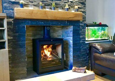Flavel Arundel xl wood burning stove, fireplace-installation.co.uk, MK Solutions