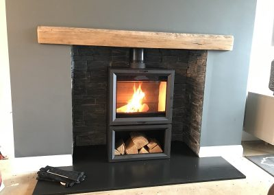 Stovax Ltd.View 8 Model VW-8W, Romatop, fireplace-installation.co.uk, MK Solutions