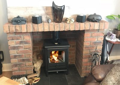 Arbeia Norvik 5 Multifuel Stove, free standing stove, 01, fireplace-installation.co.uk, MK Solutions