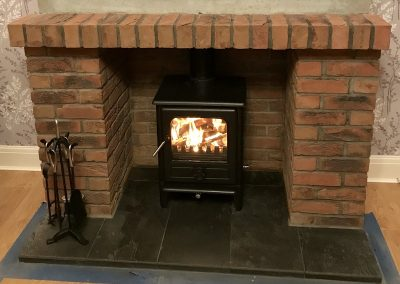Arbeia Norvik 5 Multifuel Stove, free standing stove, fireplace-installation.co.uk, MK Solutions