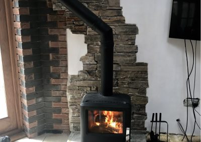 The Dimplex Bellingham 5SE Multi-Fuel Stove, fireplace-installation.co.uk, MK Solutions