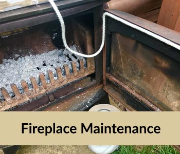 Fireplace Maintenance MK Solutions